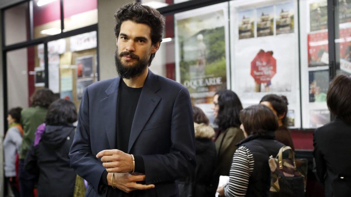 El cineasta Óliver Laxe será uno de los invitados al Festival de Cans 2020. // J. Lores