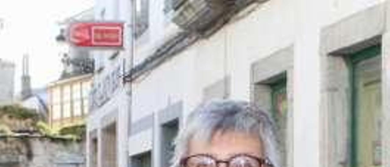 Teresa Dorado.