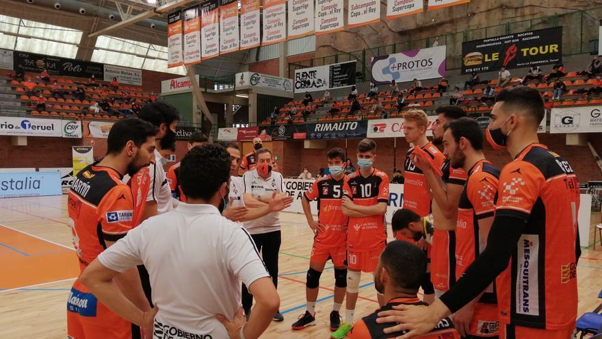 El CV Teruel jugará en Europa