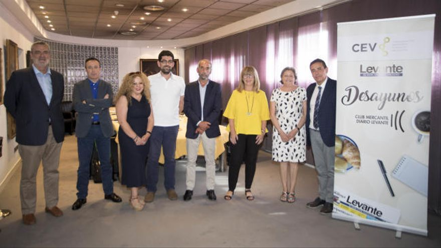 Reparto del trabajo a debate entre CEV y Levante-EMV
