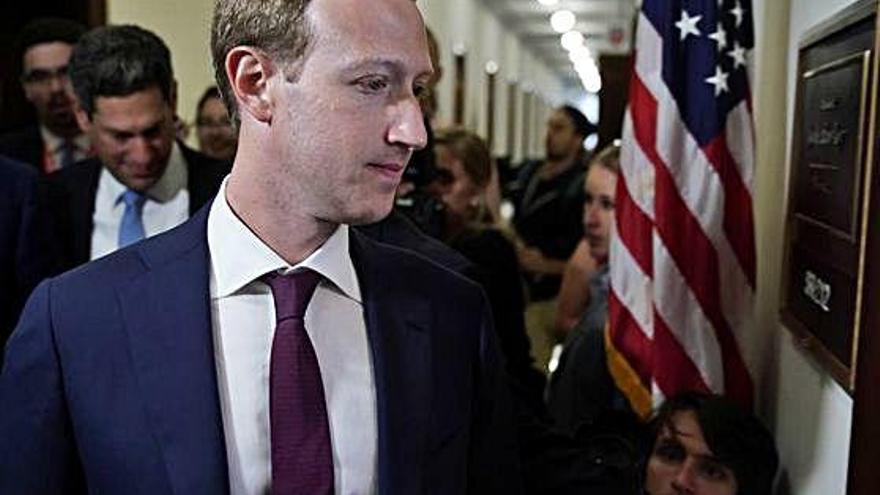 Casa Blanca El president dels EUA es reuneix amb el fundador de Facebook