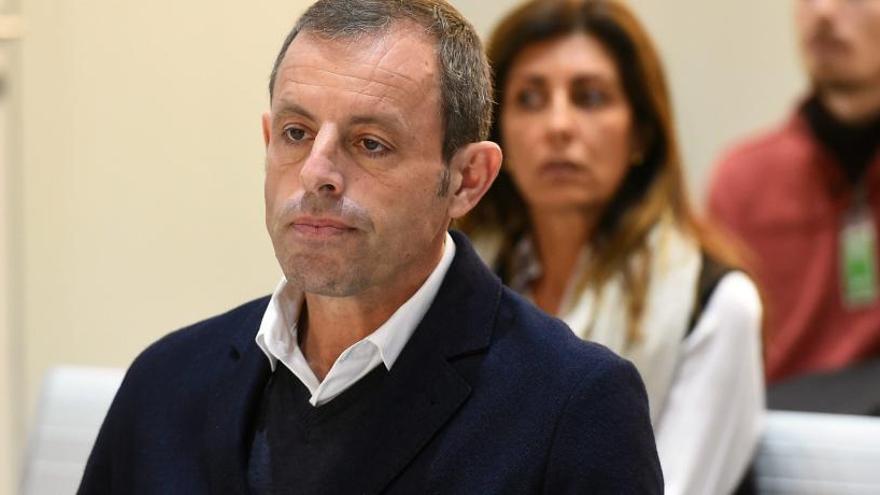 Absolt Sandro Rosell de blanqueig de comissions del futbol brasiler
