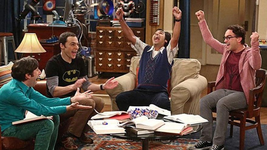 «The Big Bang Theory» acabarà la propera temporada, la número 12
