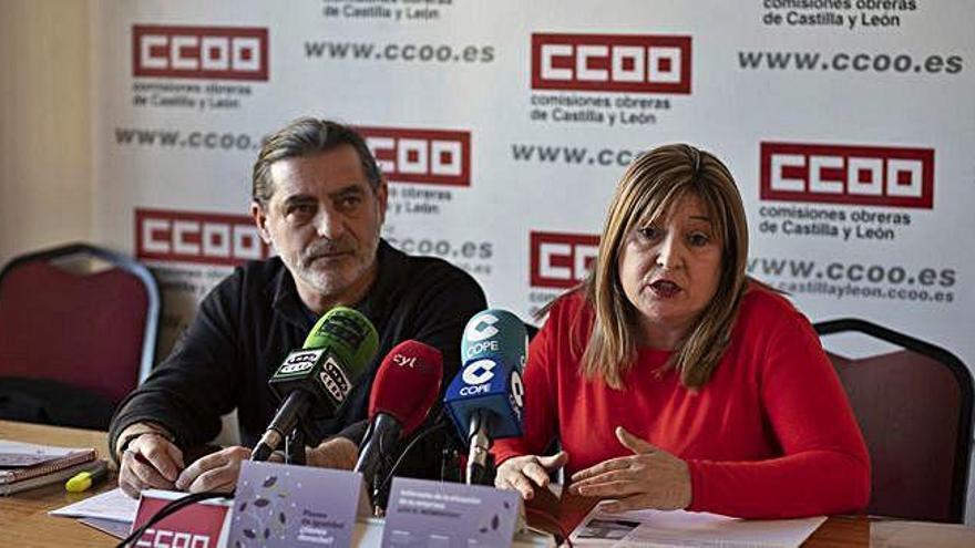 CC OO en Zamora exige que los planes de igualdad se incluyan en los convenios a negociar en 2020