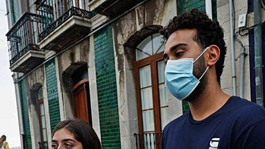 La seguridad vence al disfraz en Luanco