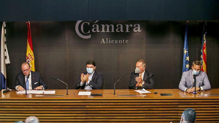 Alicante reivindica el papel del aceite de oliva virgen extra en la Marca España