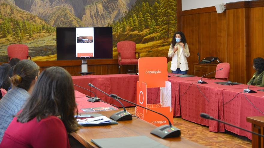 La Palma lanza la aplicación 'Teneguía' para impulsar la promoción turística