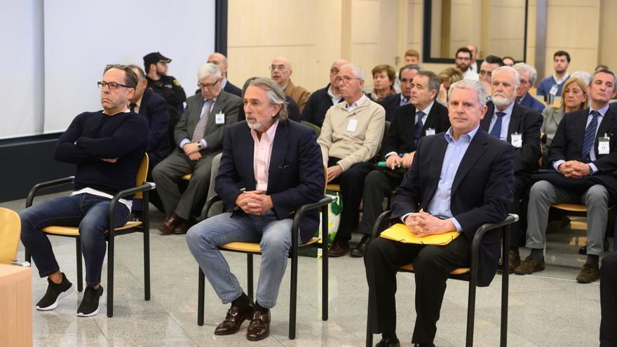 Condenas de hasta 15 años a la Gürtel por la visita del Papa a València