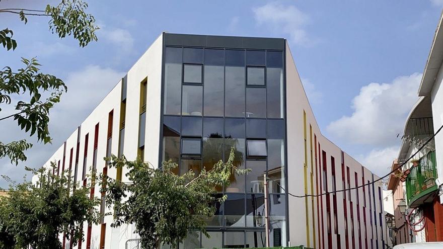 Urbania finaliza las obras de la residencia de estudiantes de la calle Cerrojo