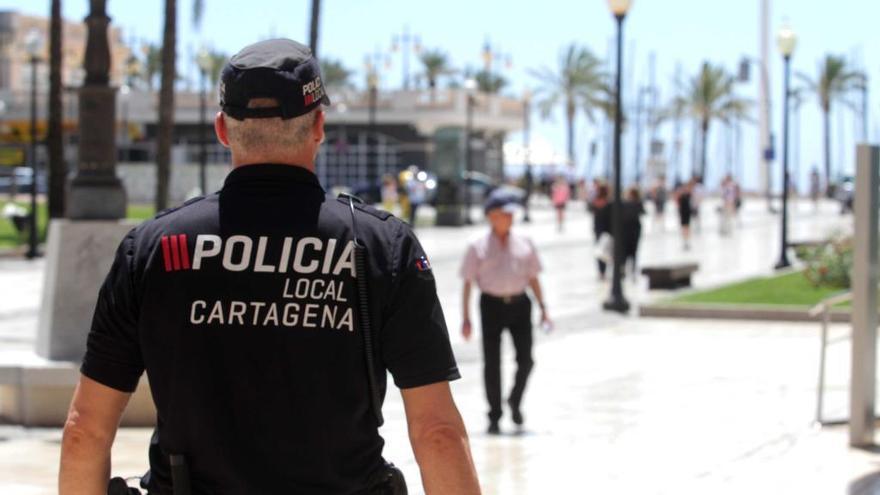 La Policía de Cartagena tramita 33 denuncias por incumplir la normativa sanitaria