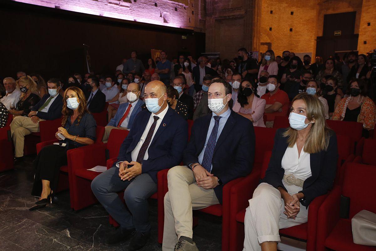 La DOP Montilla-Moriles hace entrega de los premios del concurso Cata&Tapas en la Sala de Orive