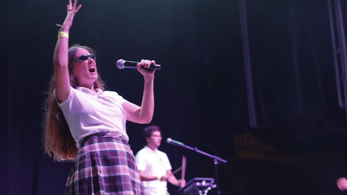 Primera jornada del festival indie en Málaga Oh See! con Ladilla Rusa y Rigoberta