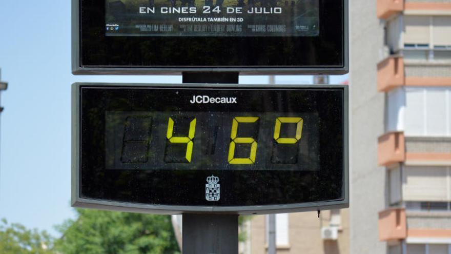 La Región se prepara para las altas temperaturas esperadas este lunes