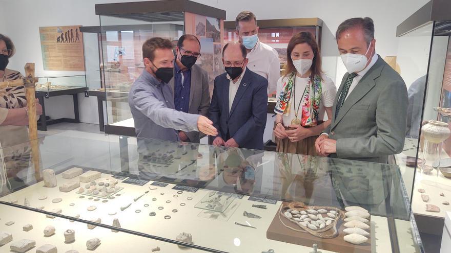 La Junta financia la modernización del museo histórico de Doña Mencía