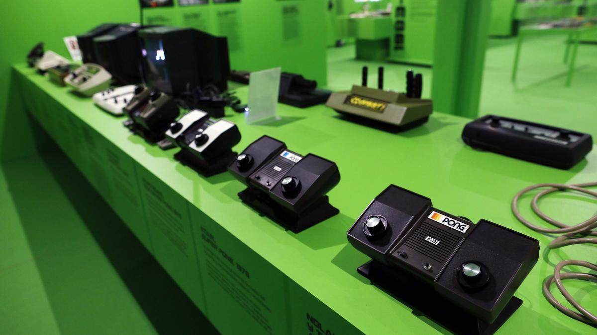 Fiebre por las consolas y videojuegos retro