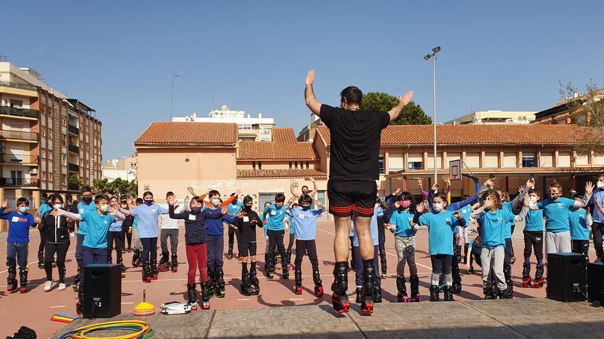 Burriana acoge el 'Dia de l'Esport' 2021