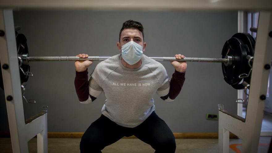 Restricciones al deporte en Galicia: sin gimnasios y con mascarilla