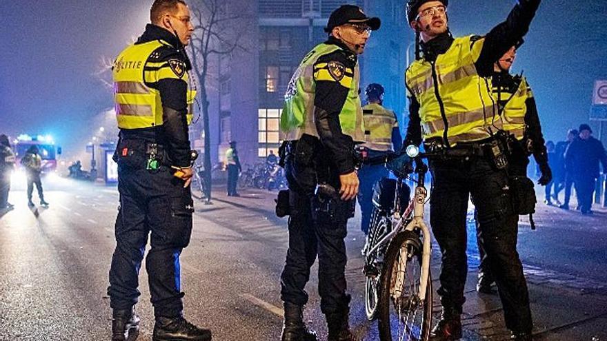 Tercer arrestado en Holanda por  el asesinato del turista en s'Arenal