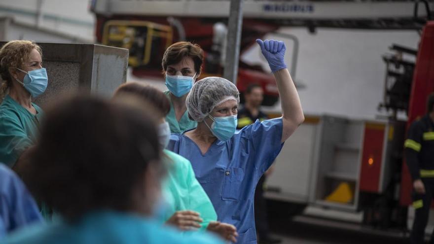 Seis nuevos sanitarios, infectados por coronavirus en Zamora