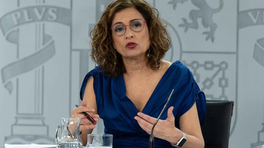 Catalunya rep aquest divendres 1.513 MEUR del fons extraordinari per fer front a la pandèmia