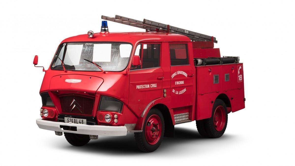 """Citroën Type 350: La historia del furgón de 1965 apodado """"Belfagor"""""""