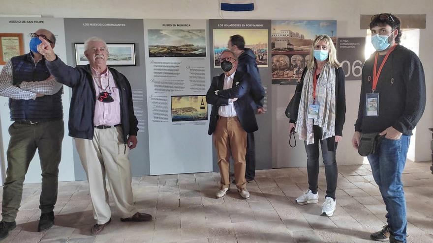 La Ciutadella de Roses centra ponències del Congrés Internacional ICOFORT celebrat a Menorca
