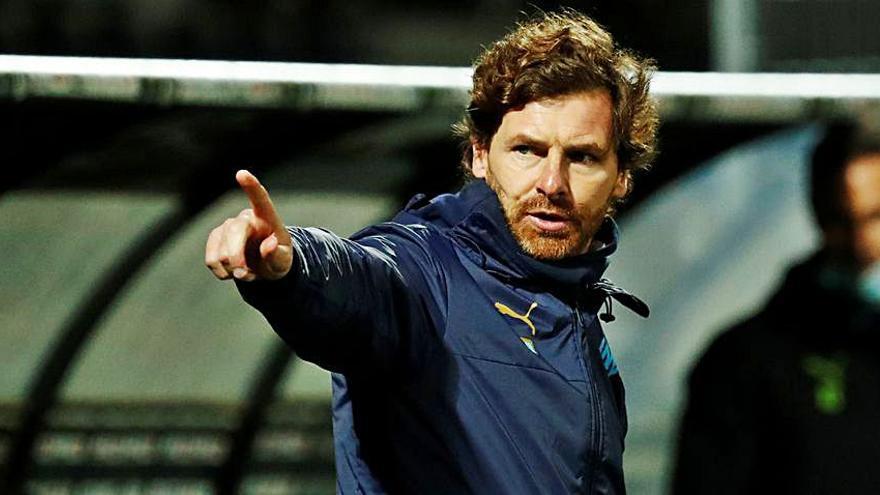 Villas-Boas presenta su dimisión como entrenador del Olympique de Marsella por el fichaje del francés Ntcham