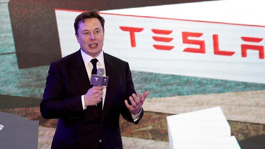 Las acciones de Tesla caen un 10,3% tras unas declaraciones de Elon Musk