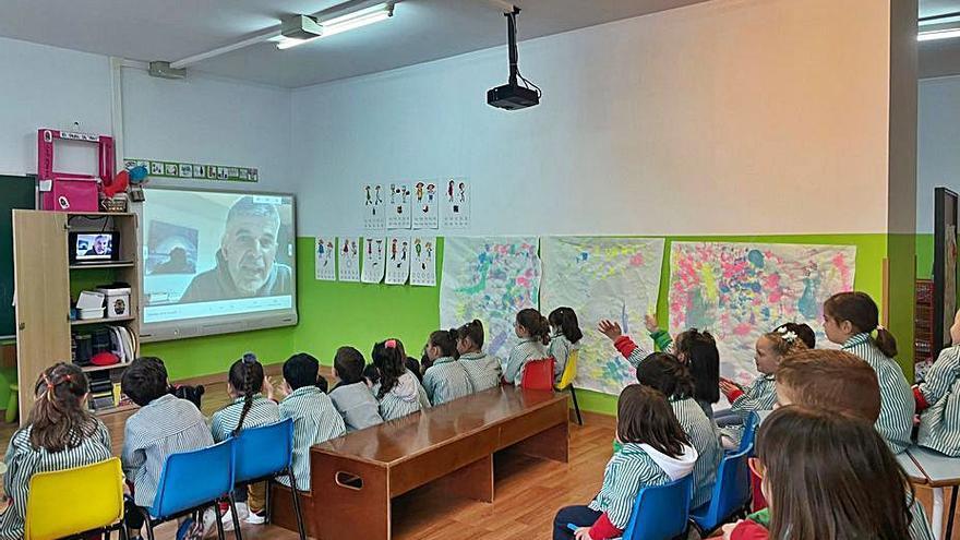 Los colegios de la comarca eluden el invierno demográfico y confían en mantener alumnado el próximo curso