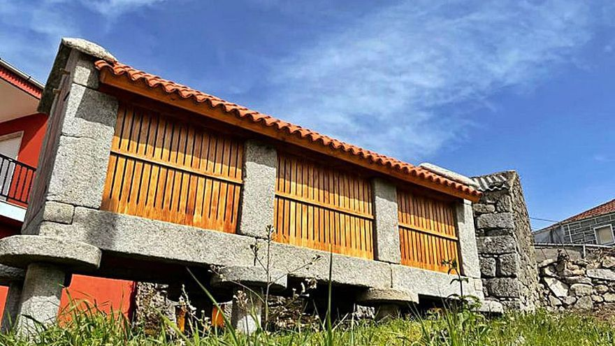 Puxedo, una aldea convertida en museo abierto del ciclo del pan