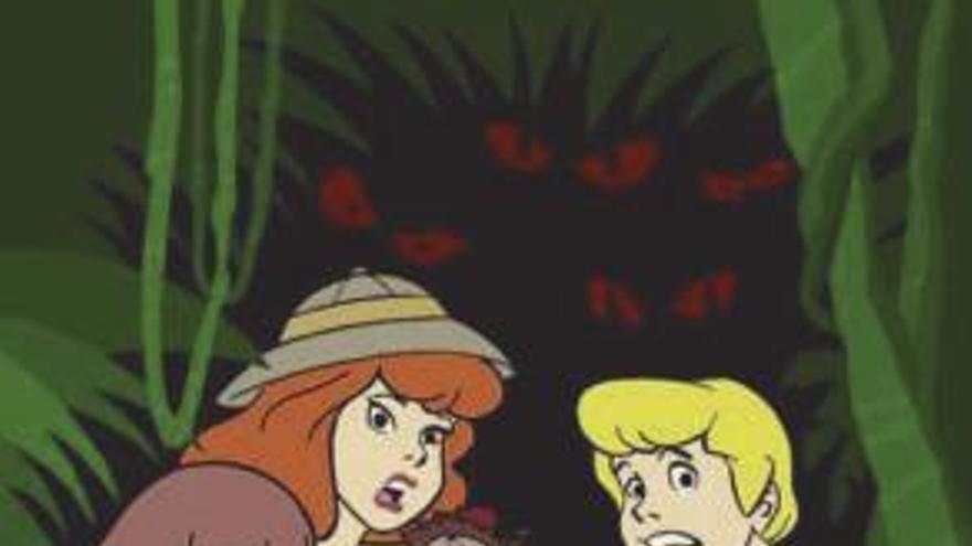 Scooby Doo se queda huérfano