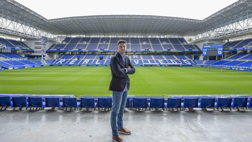 """Rubén Reyes, al árbitro: """"Qué vergüenza, tenéis que mostrar respeto por este club"""""""
