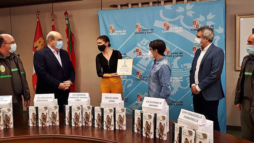 El CRA de Gema recibe el sello de Centro Educativo Sostenible