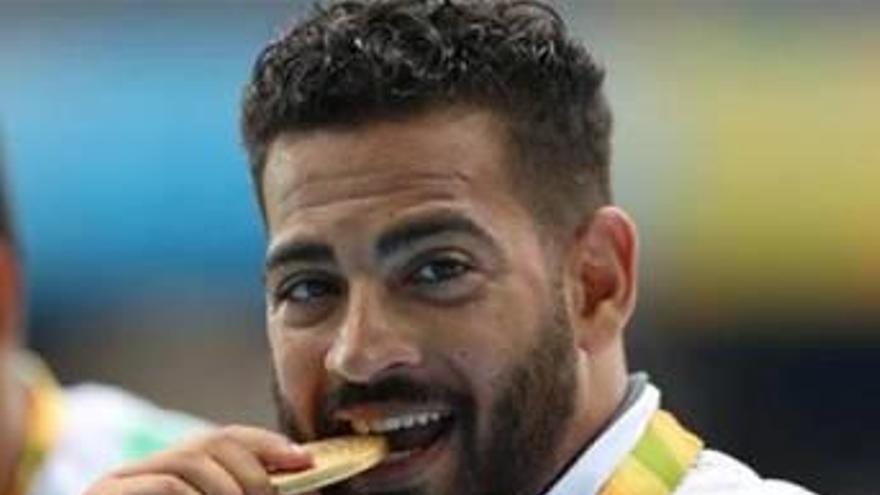 Kim López se proclama subcampeón mundial paralímpico en peso