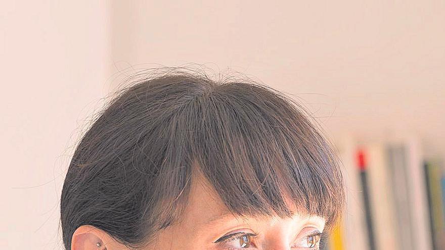 Ruth Miguel Franco: «Traducir es un ejercicio de transparencia»