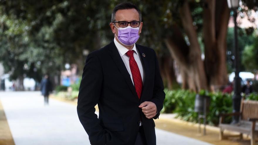 """Conesa, secretario general del PSOE en la Región de Murcia: """"No tienen vergüenza, la ciudadanía no olvidará esta traición"""""""
