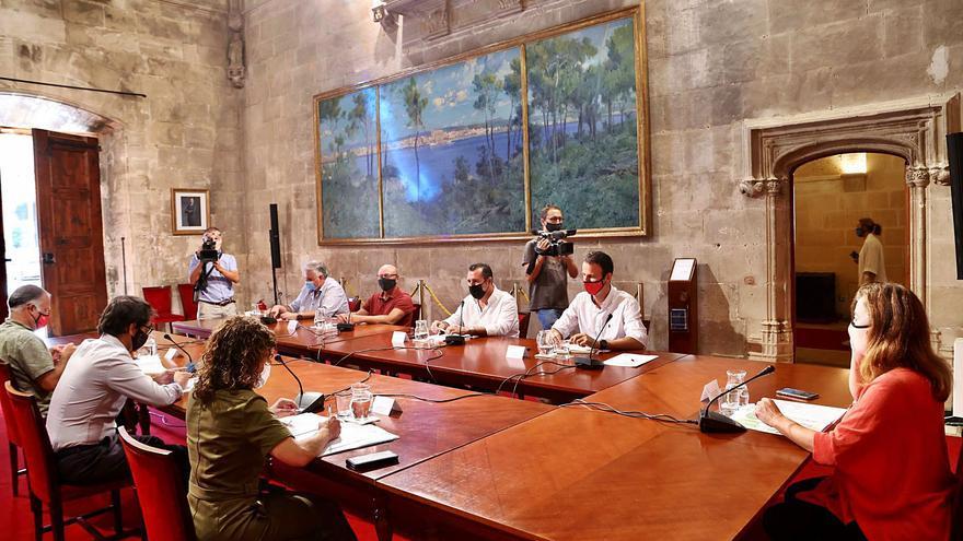 Dos mil autónomos y empresas de Ibiza y Formentera se acogen a las ayudas del Estado por el covid