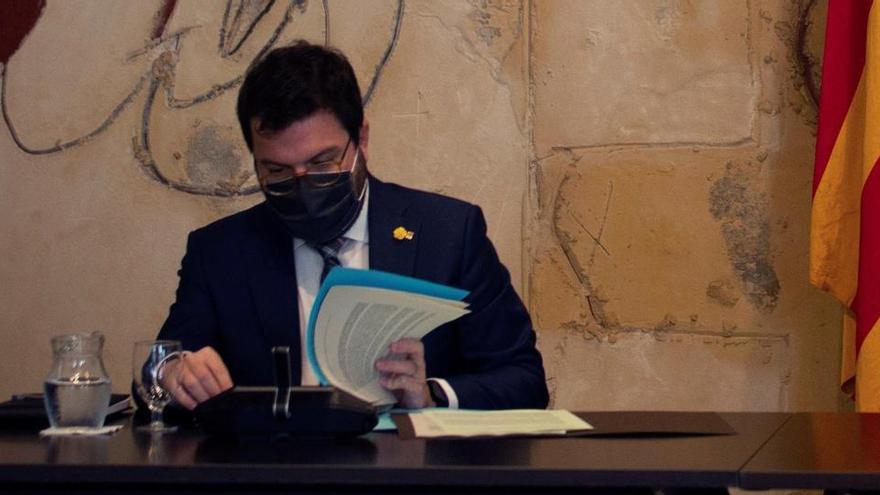 """ERC estudiaría reformar la sedición, pero cree que se trata de una solución """"parcial"""""""