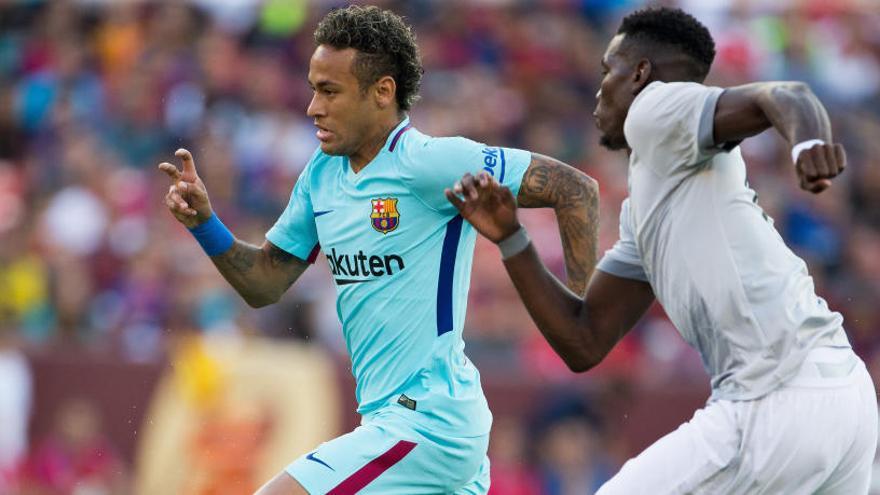 Neymar torna demà als entrenaments i el PSG diu que respecta els contractes