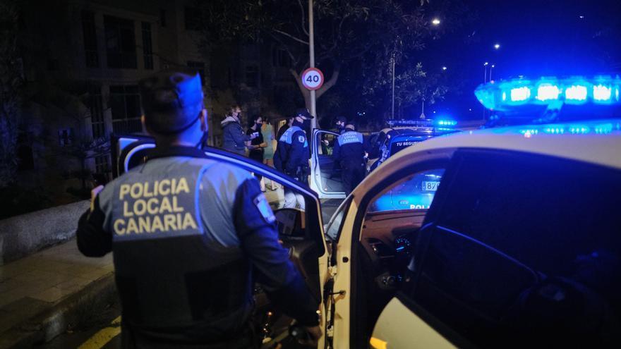 Santa Cruz incrementa en 20 policías la vigilancia de las calles durante el fin de semana