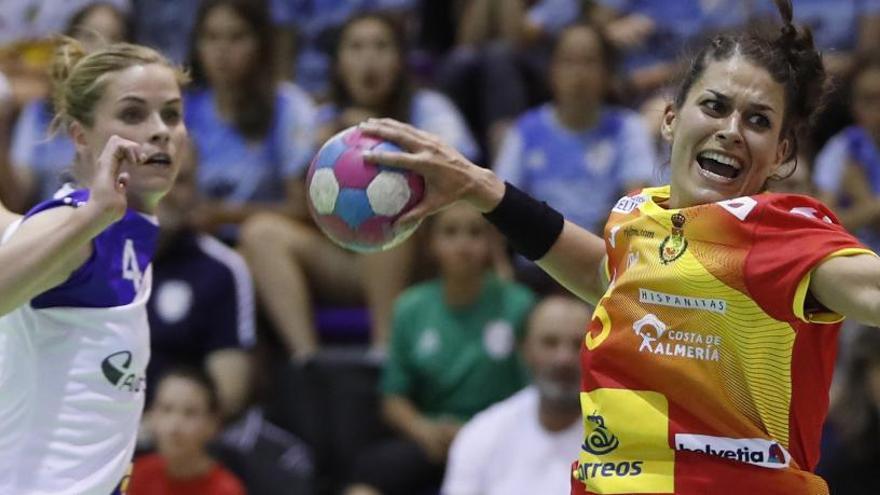 España pierde por la mínima ante Islandia y logra el billete para el Mundial de Japón