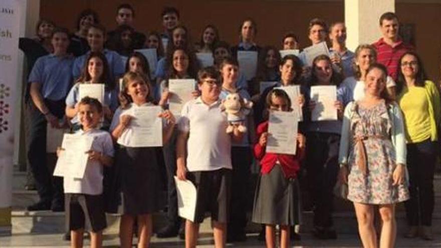 Certificados Cambridge en Alicante...