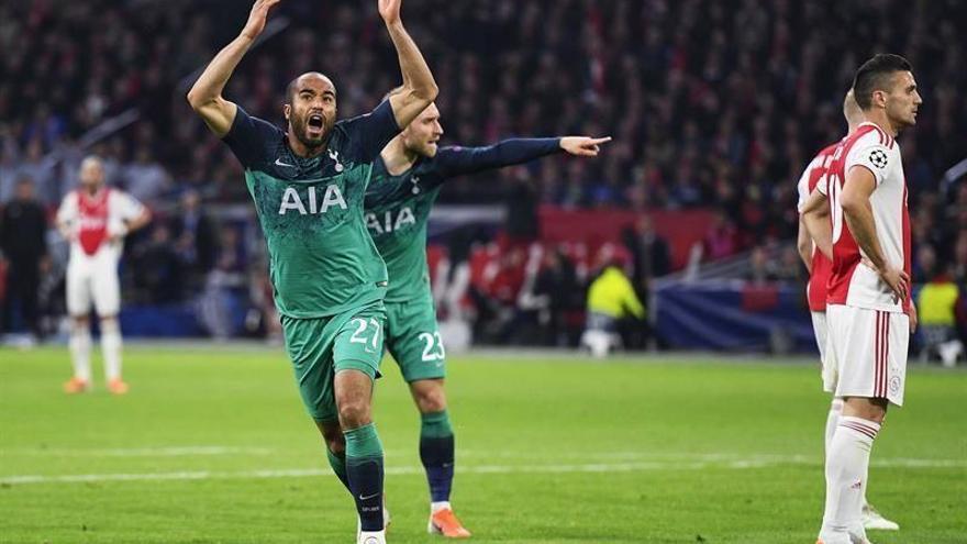 El Tottenham revienta otra eliminatoria y jugará la final de la Champions