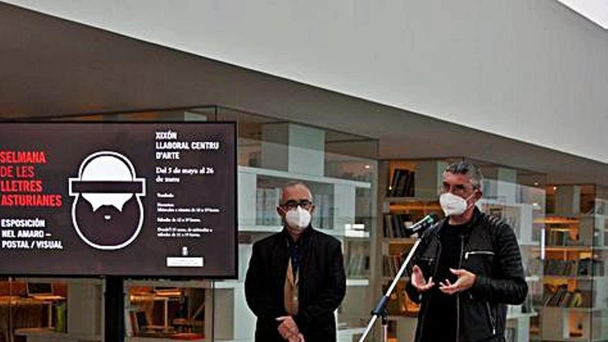 LABoral acoge una exposición sobre Nel Amaro