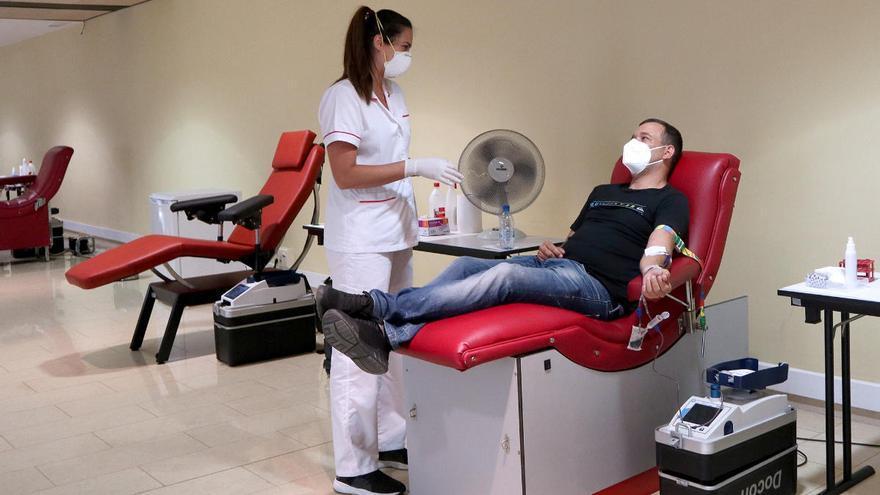 El ICHH y el Auditorio Alfredo Kraus ponen en marcha una sala de donación de sangre