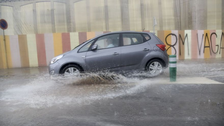 Desactiven l'alerta per fortes pluges a Catalunya