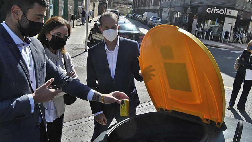 """Llanera cumple en tiempo récord el primer objetivo del proyecto """"Reciclos"""""""
