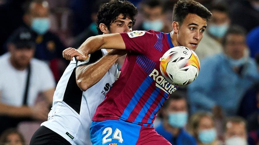 El 1 x 1 del Valencia ante el Barcelona