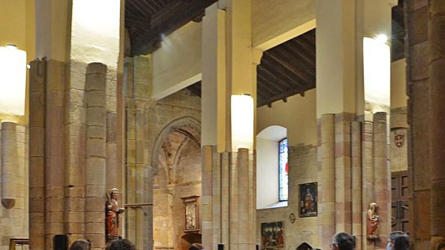 Quince personas de Benavente, Cantabria, Burgos y Valladolid participan en dos visitas turísticas guiadas
