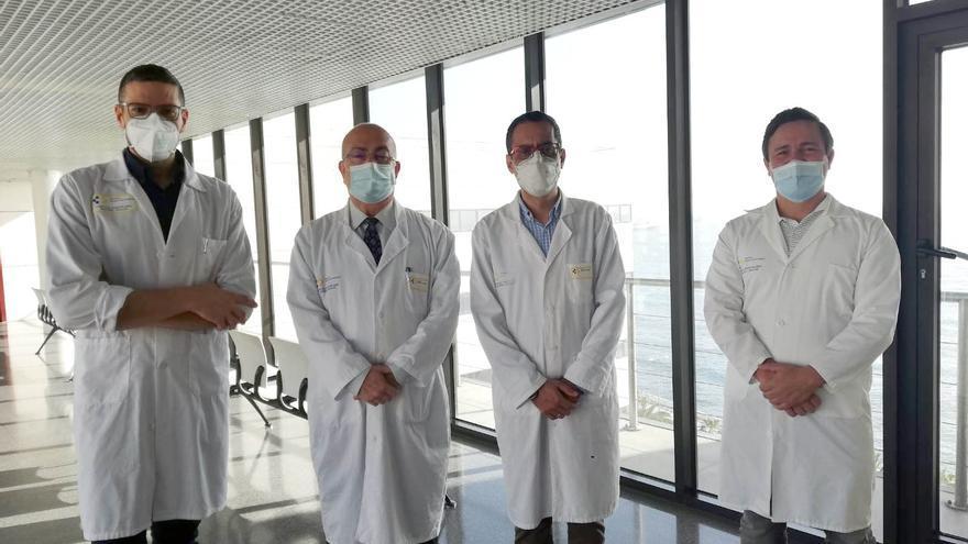 El Insular realiza 81 cirugías robóticas en pacientes con cáncer